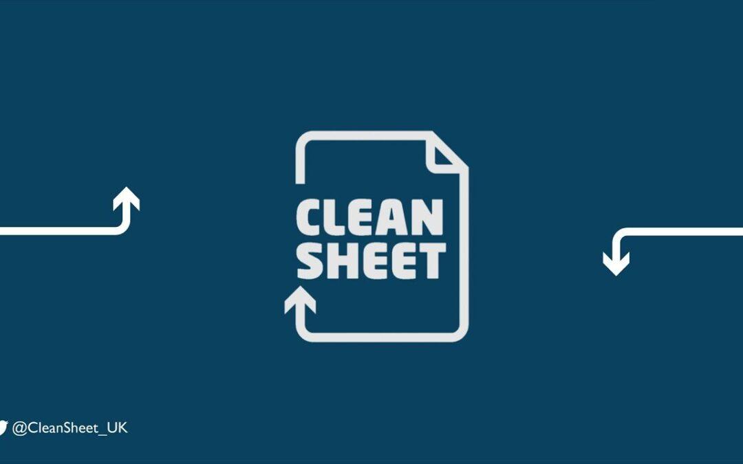 Featured Sponsor – Clean Sheet